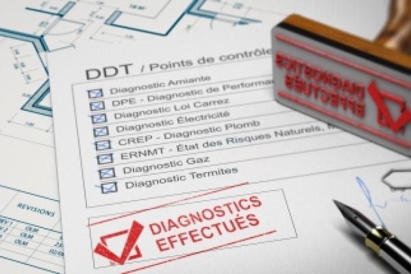 quels sont les diagnostics pour vendre un bien ?