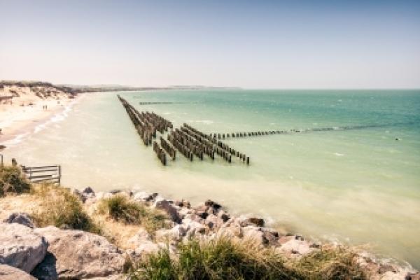 bord de mer, pénurie de biens immobiliers